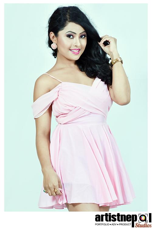 rajani kc actress artistnepal studios