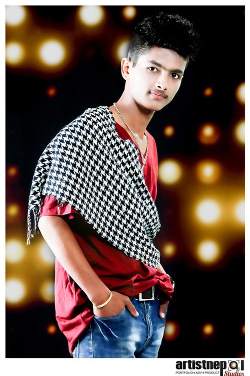 ArtistNepal - Shambhu Rimal - Nepali Model  (1)