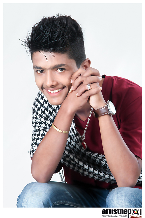 ArtistNepal - Shambhu Rimal - Nepali Model  (2)