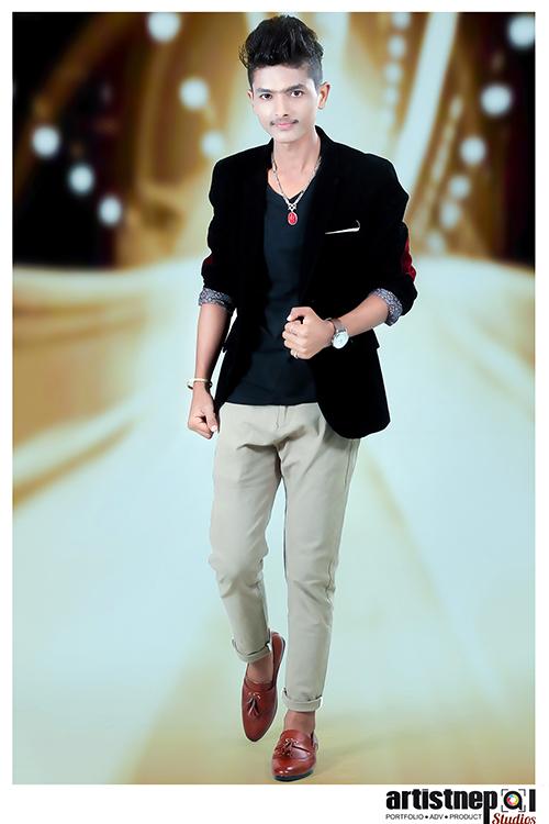 ArtistNepal - Shambhu Rimal - Nepali Model  (4)