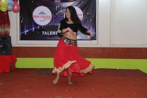 Miss college icon nepal