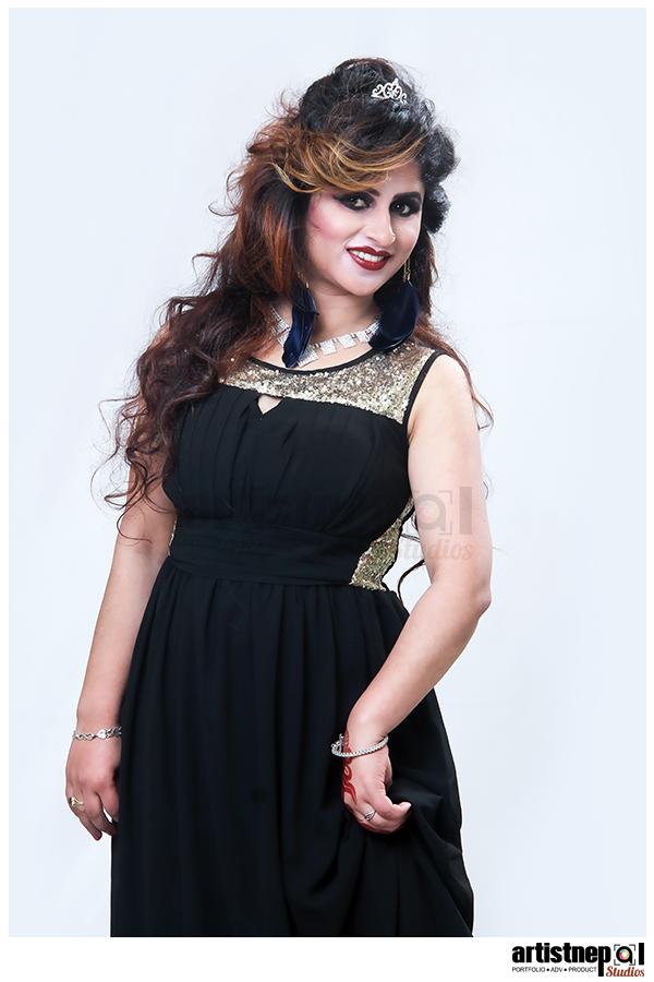 Sharmila Koirala Professional Makeup artist & Dancer (1)