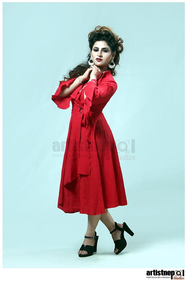Sharmila Koirala Professional Makeup artist & Dancer (10)