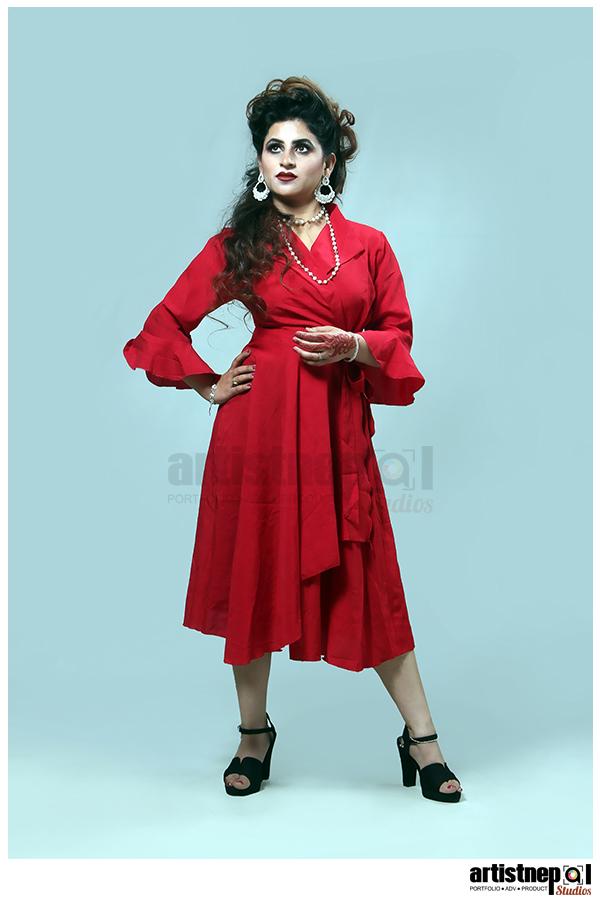 Sharmila Koirala Professional Makeup artist & Dancer (12)