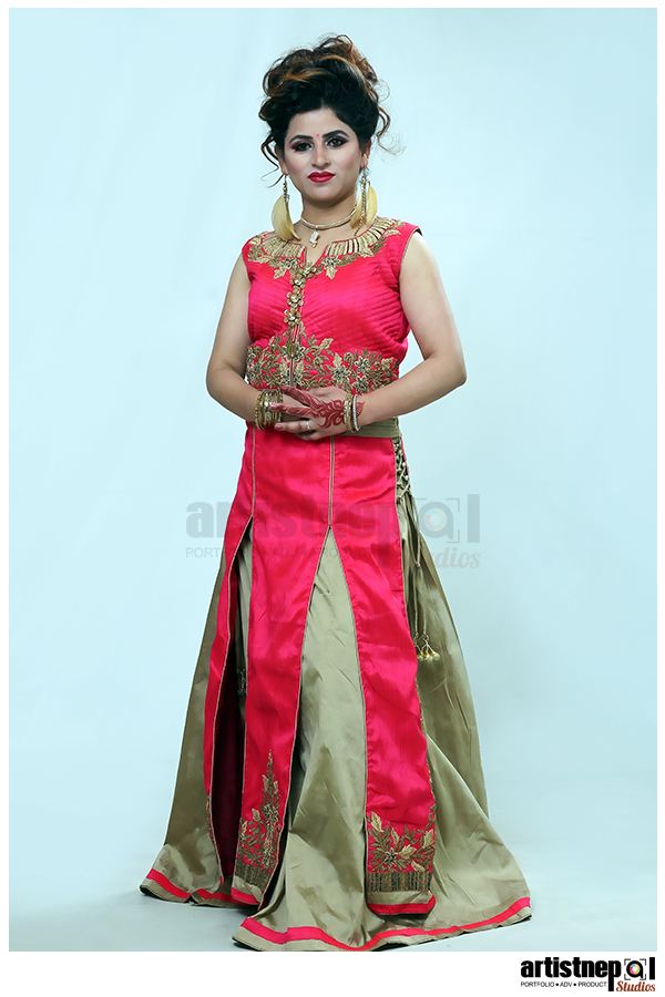 Sharmila Koirala Professional Makeup artist & Dancer (19)