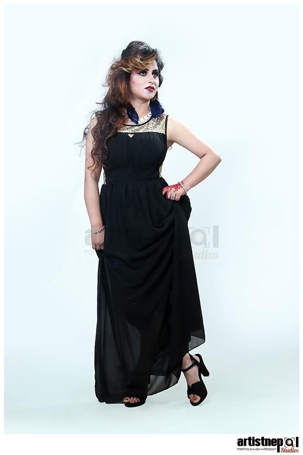 Sharmila Koirala Professional Makeup artist & Dancer (2)