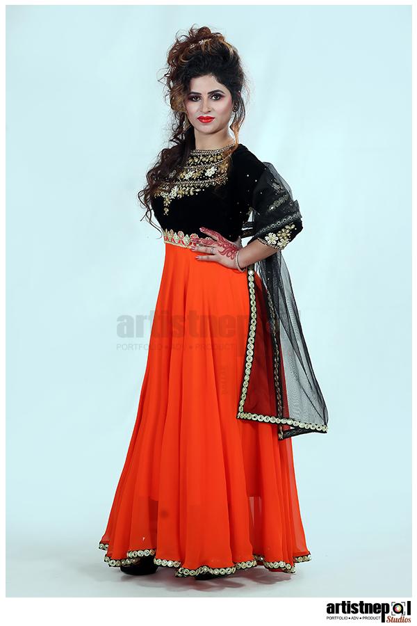 Sharmila Koirala Professional Makeup artist & Dancer (23)
