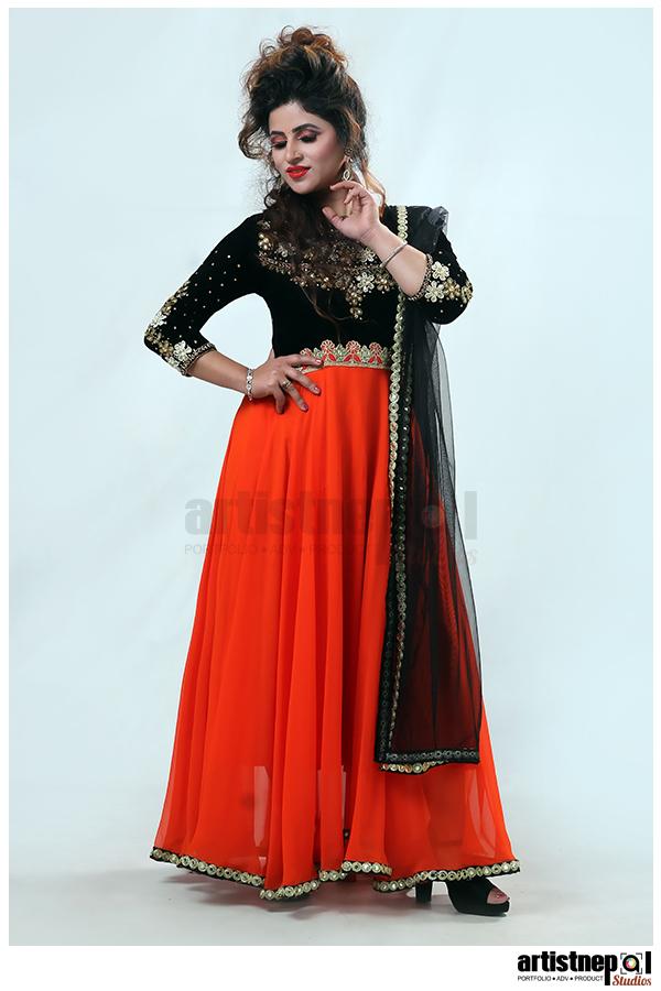 Sharmila Koirala Professional Makeup artist & Dancer (24)