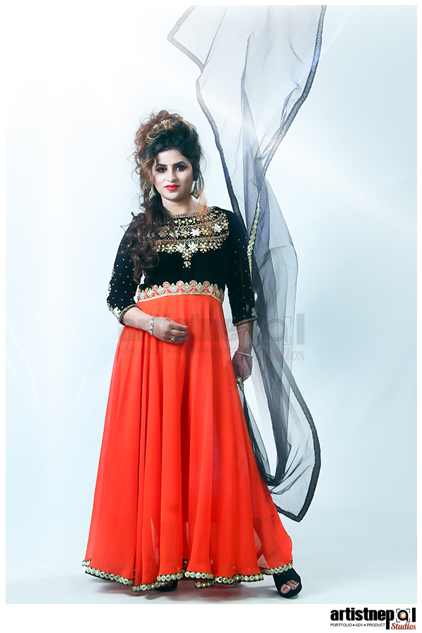 Sharmila Koirala Professional Makeup artist & Dancer (26)