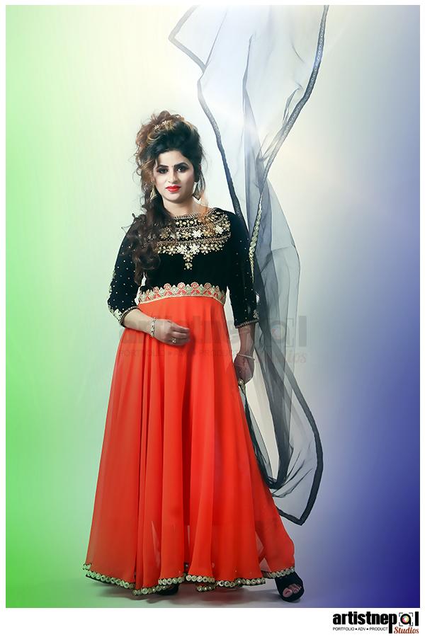 Sharmila Koirala Professional Makeup artist & Dancer (27)