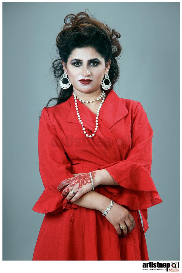 Sharmila Koirala Professional Makeup artist & Dancer (8)
