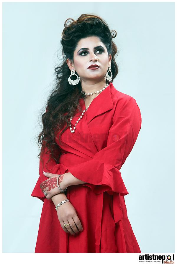 Sharmila Koirala Professional Makeup artist & Dancer (9)