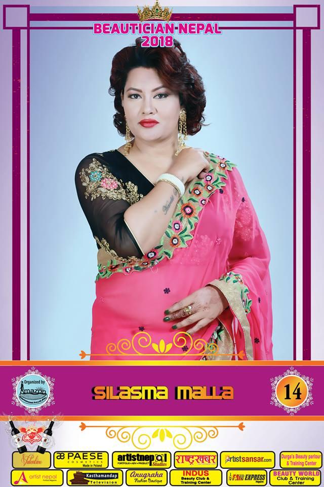 14-Beautician Nepal 2018 - SILASMA MALLA - Amazon Entertainment- ArtistNepal