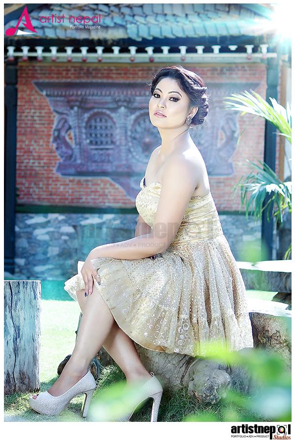 ArtistNepal_Studios_Binu_shakya_Model_dancer_Nepal (6)