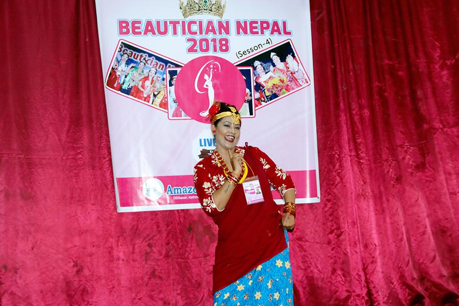 Beautician Nepal 2018- Talent SHow (13)