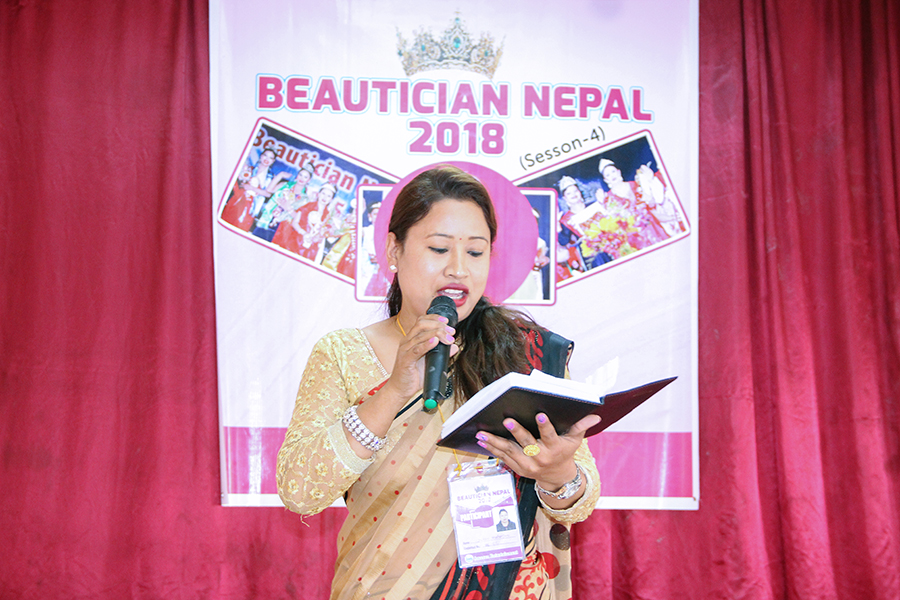 Beautician Nepal 2018- Talent SHow (14)