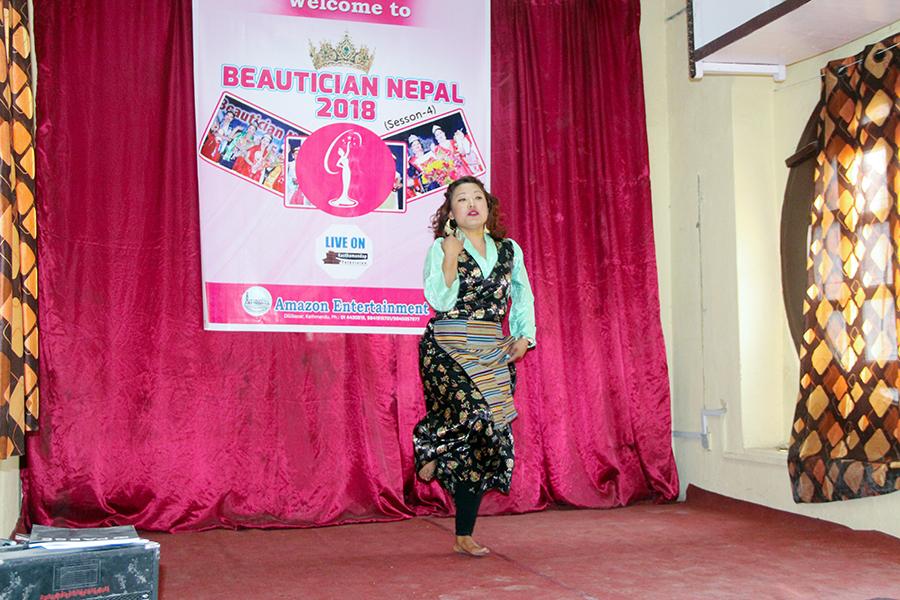 Beautician Nepal 2018- Talent SHow (15)