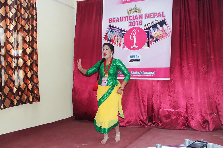 Beautician Nepal 2018- Talent SHow (2)