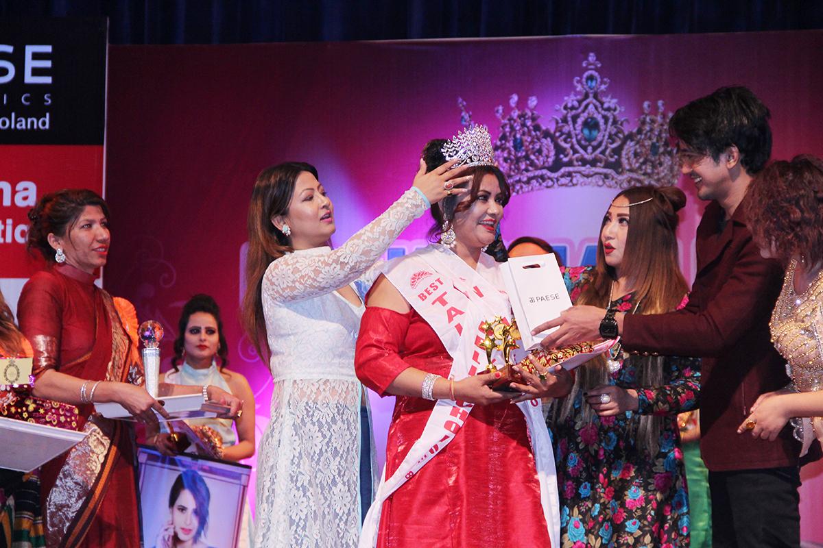 beautician nepal 2018 final 7