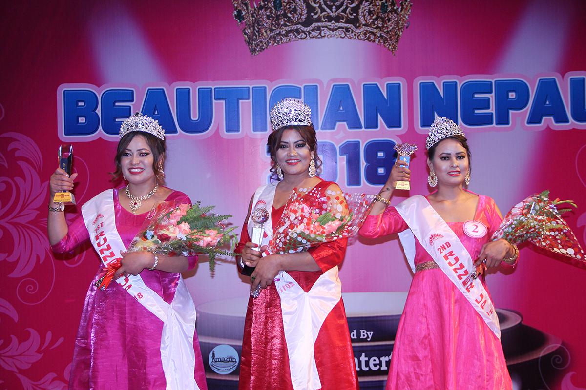 beautician nepal 2018 final 9