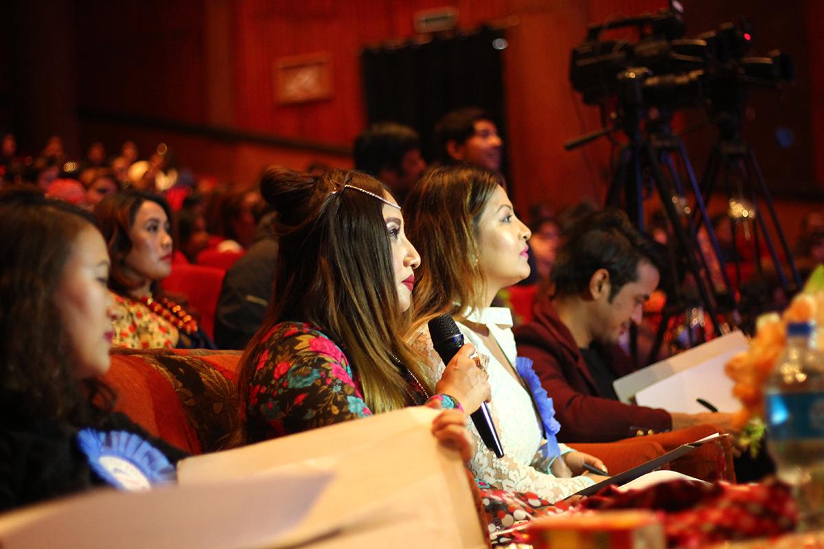 beautician nepal 2018 final