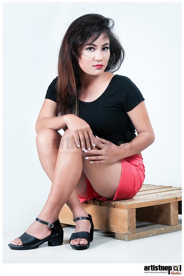 ArtistNepal-Studios-Nisha Shrestha - Nepali Model - Modeling Agency   (4)