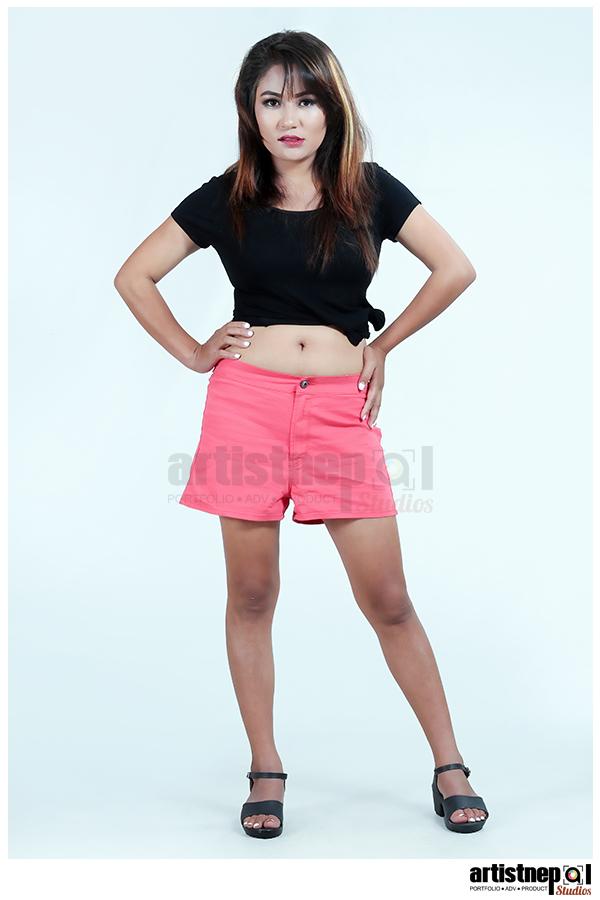 ArtistNepal-Studios-Nisha Shrestha - Nepali Model - Modeling Agency   (6)