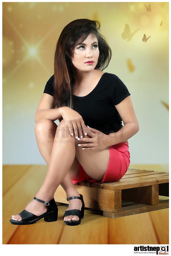 ArtistNepal-Studios-Nisha Shrestha - Nepali Model - Modeling Agency   (7)