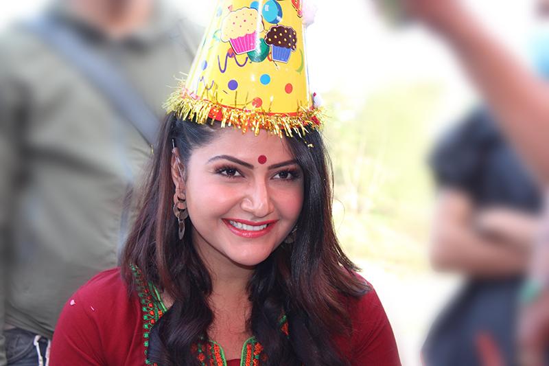 Barsha Siwakoti Birthday - jaya sambhu movie (1)