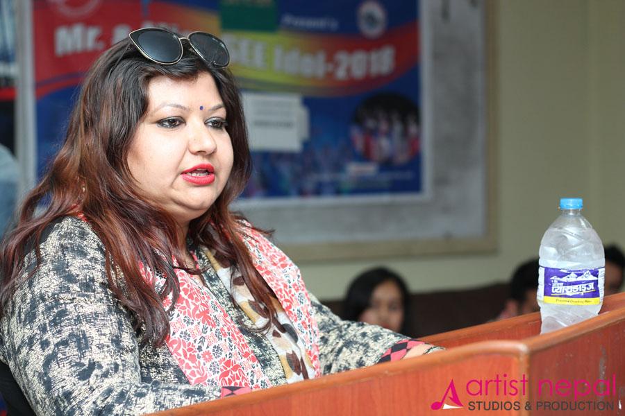 Miss See Idol 2018 (Sabtri Sunita Dhungana)