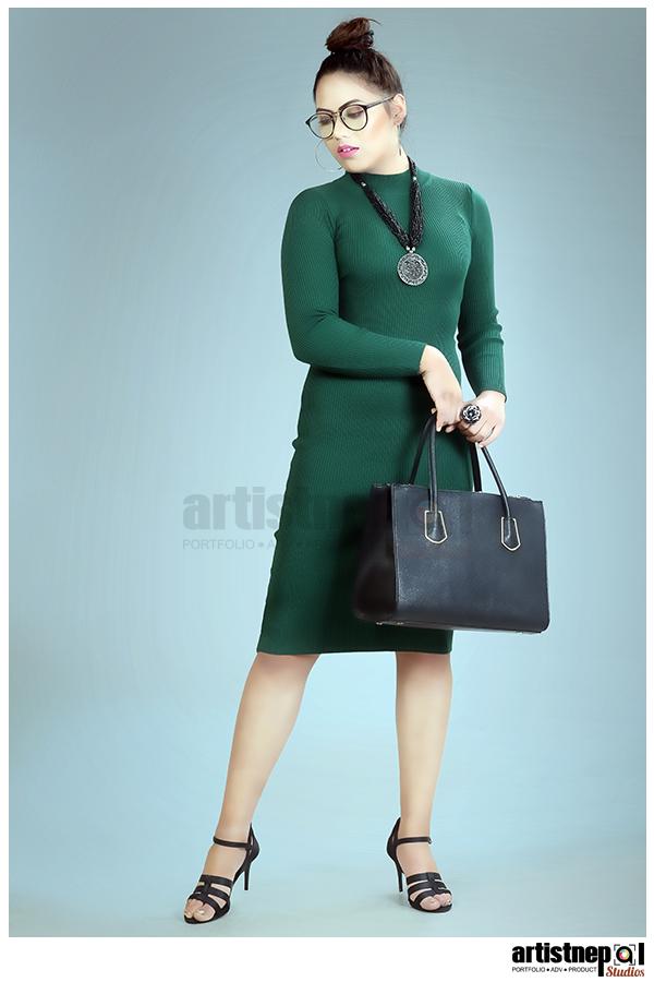 Sareena Theeng - Nepali Model - Ramp MOdel - ArtistNepal (10)