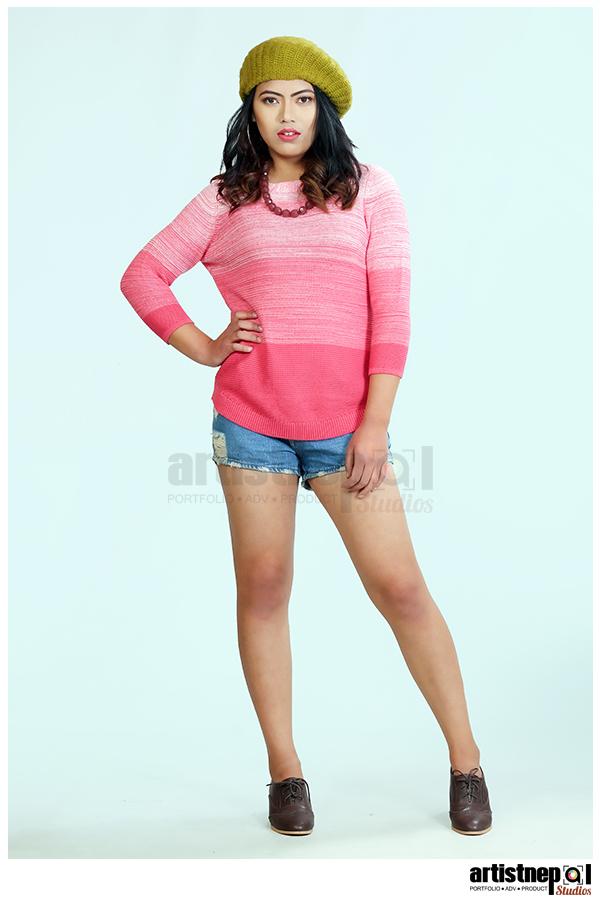 Sareena Theeng - Nepali Model - Ramp MOdel - ArtistNepal (15)