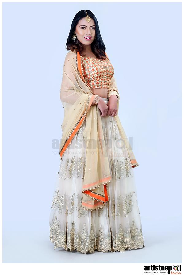 Sareena Theeng - Nepali Model - Ramp MOdel - ArtistNepal (2)