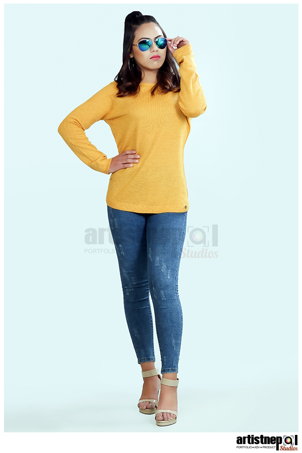 Sareena Theeng - Nepali Model - Ramp MOdel - ArtistNepal (22)