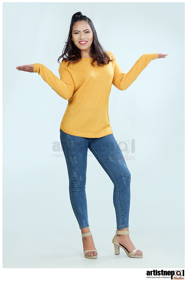Sareena Theeng - Nepali Model - Ramp MOdel - ArtistNepal (23)