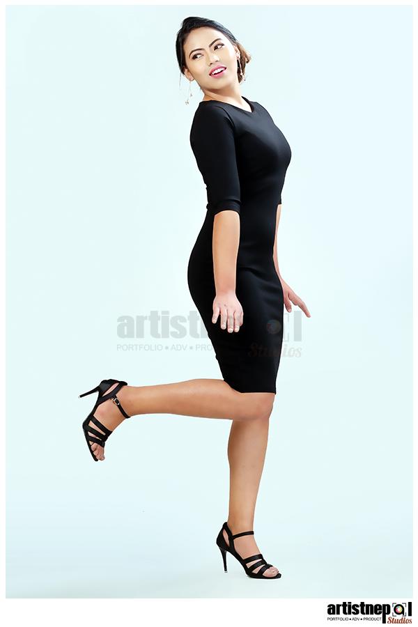 Sareena Theeng - Nepali Model - Ramp MOdel - ArtistNepal (8)