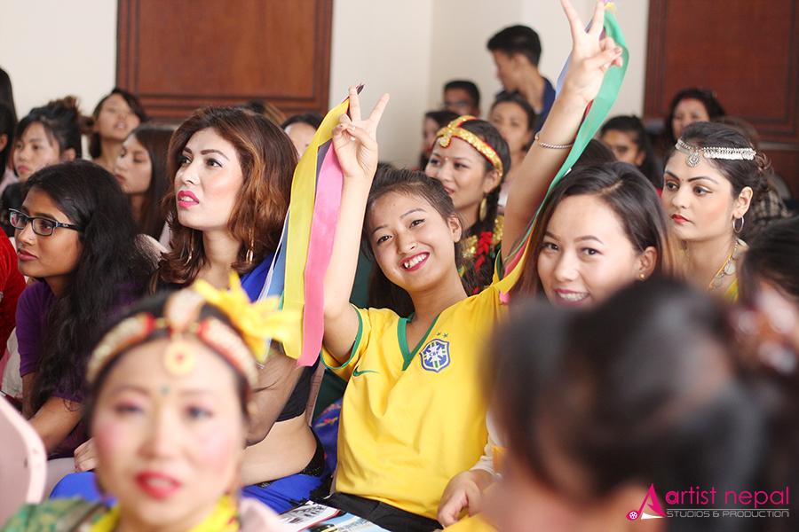 Miss Nepal Idol 2018 - Amazone Entertainment - Artistnepal Studios (rakshya bhujel)