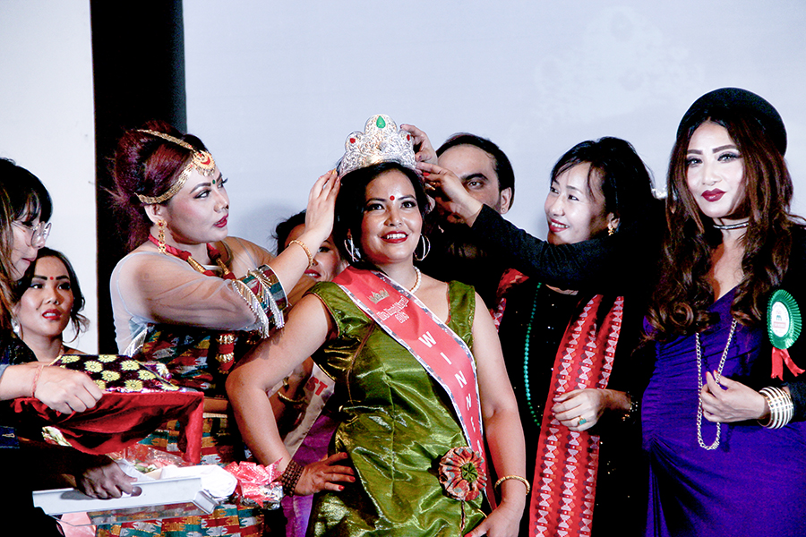 Mrs. Mongol Nepal 2018 - Amazon Entertainment - Himani Subba Santosh lama Kala Subba pabitra subba kamal khatiwoda   (7)