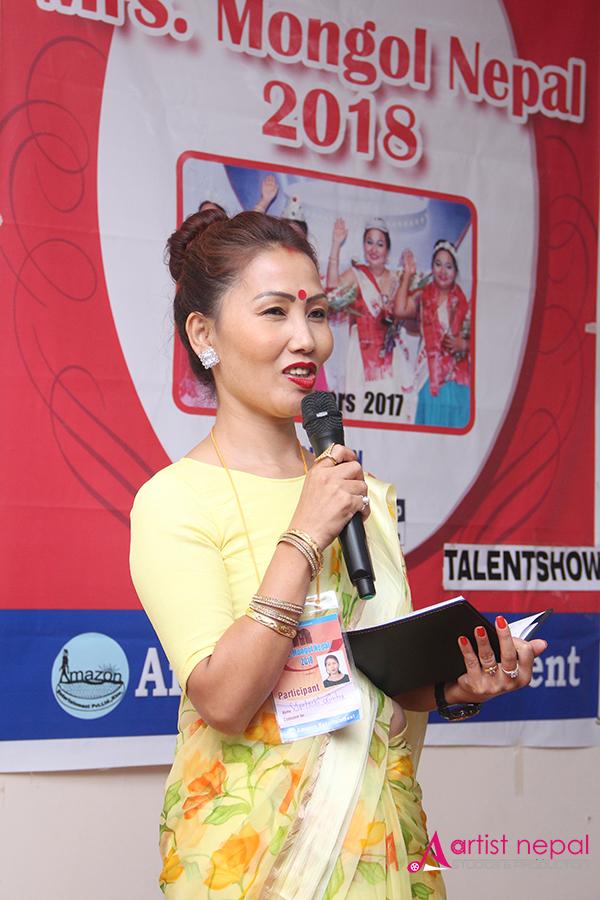 Mrs.Mongol 2018-Talent Show - ArtistNepal Studios (10)