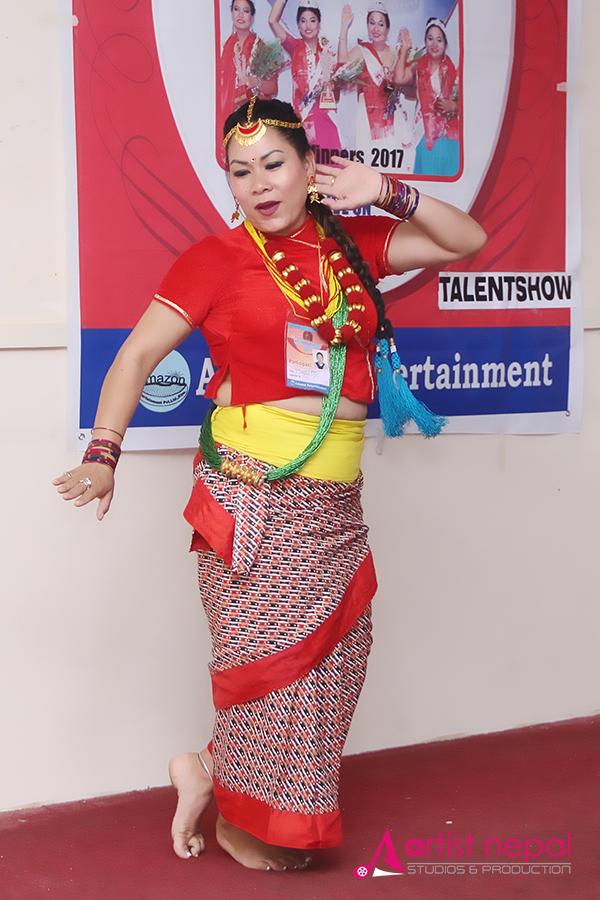 Mrs.Mongol 2018-Talent Show - ArtistNepal Studios (12)