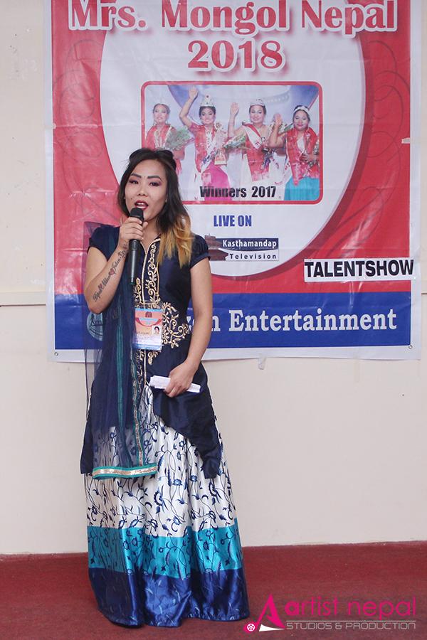 Mrs.Mongol 2018-Talent Show - ArtistNepal Studios (7)