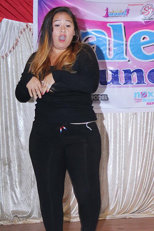 Siddi Media - Nepals chubby model - nepal star model (8)
