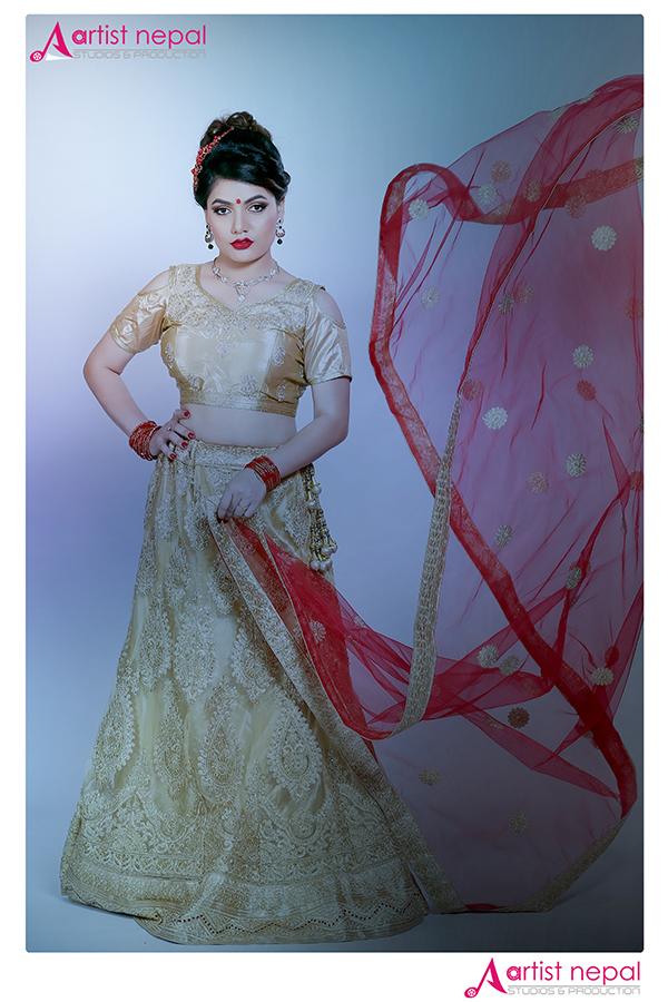 Rukmila Adhikari- Nepali Model - ArtistNepal Studios (10)