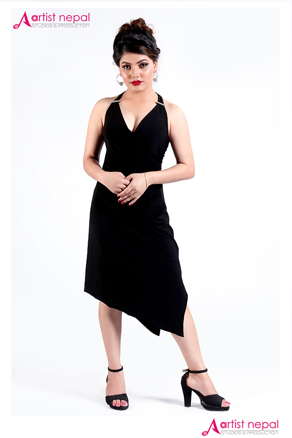 Rukmila Adhikari- Nepali Model - ArtistNepal Studios (16)