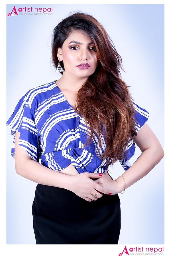 Rukmila Adhikari- Nepali Model - ArtistNepal Studios (32)