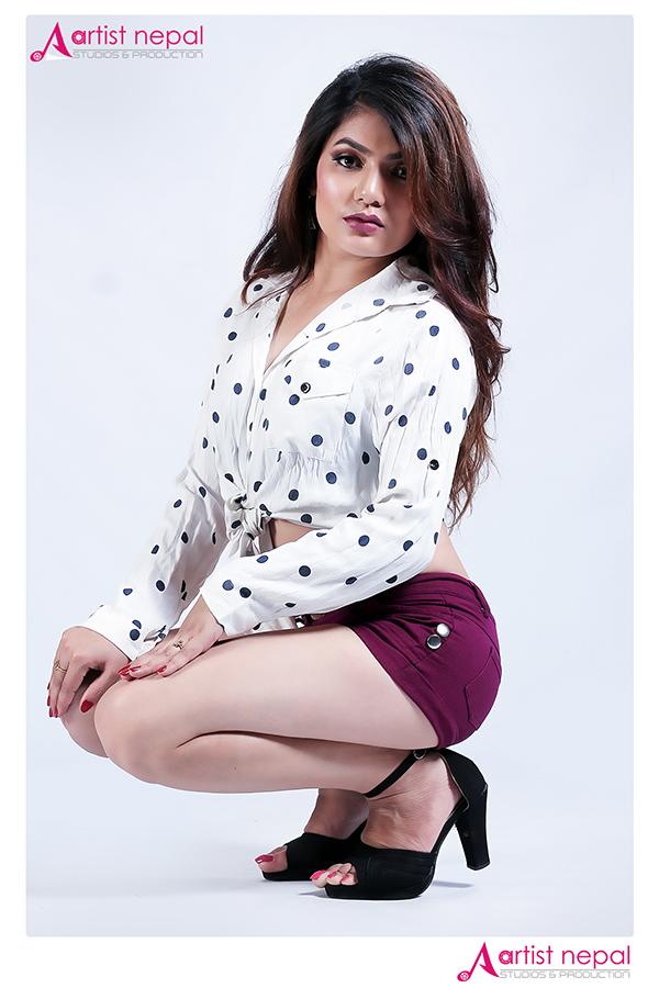 Rukmila Adhikari- Nepali Model - ArtistNepal Studios (38)