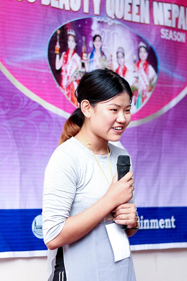 beauty qheen nepal & mrs nepal idol 2018 talent show - amazon entertainment (25)