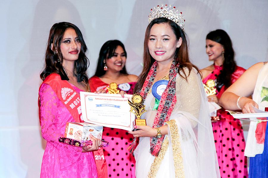 miss beauty queen nepal final (4)