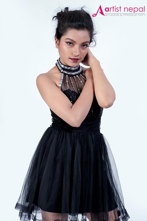 ArtistNepal - Khusi Kafle - Nepali Model from Hetauda (23)