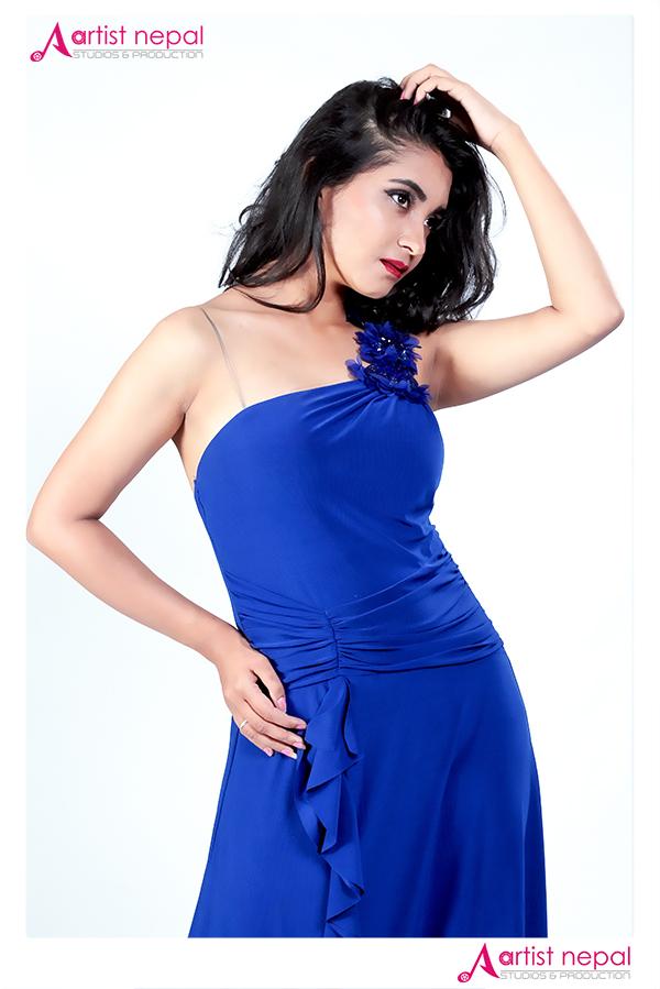 ArtistNepal- Nikhita Sharma - Nepali Model (12)